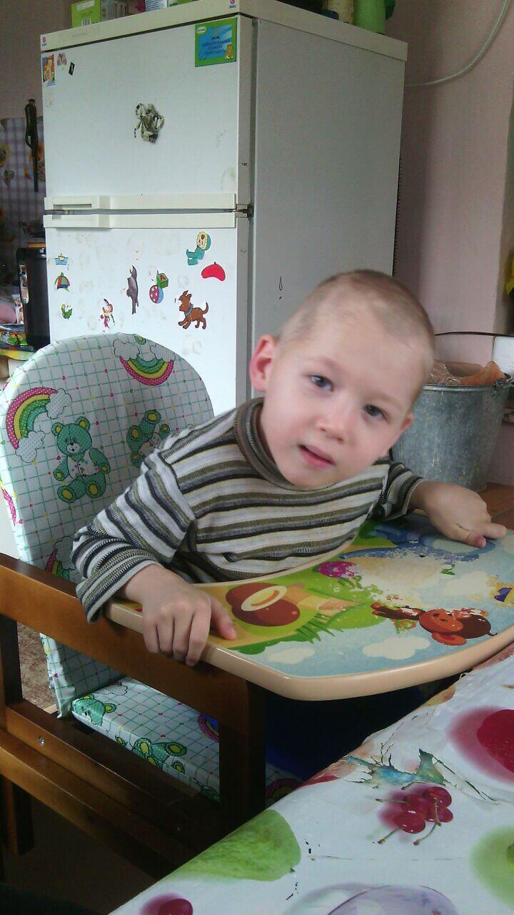 Дима Березин, 7 лет.